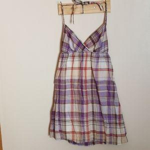 Cotton dress size XS